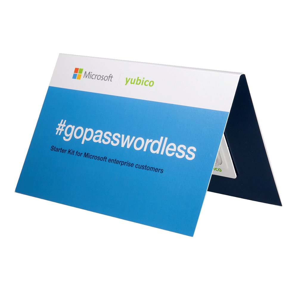 Passwordless Starter Kit