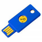 Security Key NFC by Yubico