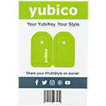 YubiStyle Cover - Green - C