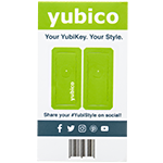 YubiStyle Cover - Green - Ci