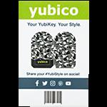 YubiStyle Cover - Urban Camo - C