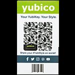 YubiStyle Cover - Urban Camo - Ci